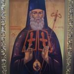 Икона с частицей мощей свт.Луки Крымскогоа