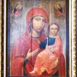 Иверская икона Божией Матери XVIII в.